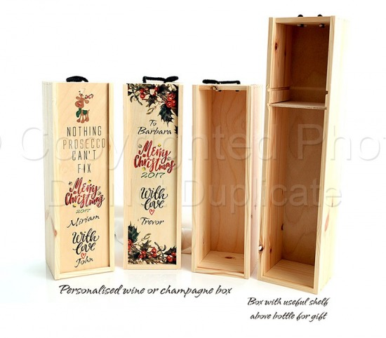 Wine & Champagne Boxes