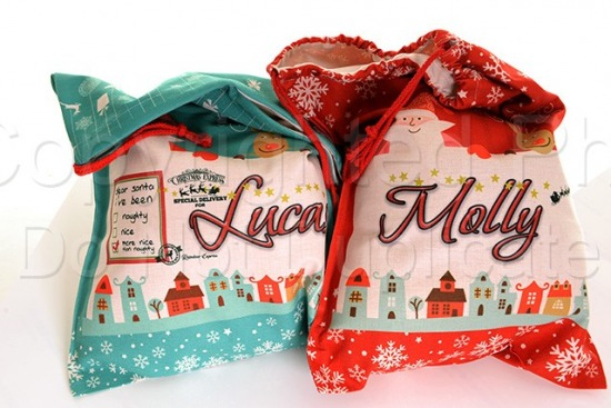 Christmas Sacks & Stockings